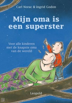 Mijn oma is een superster