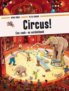circus zoekboek