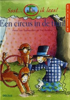 een circus in de tuin