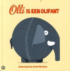 olli is een olifant