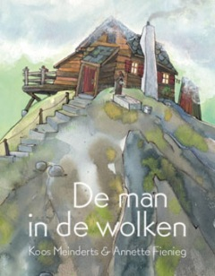 man in de wolken