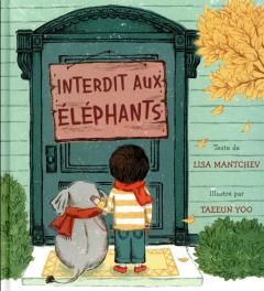 verboden voor olifanten