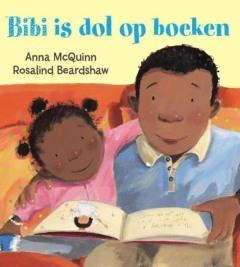 Bibi is dol op boeken