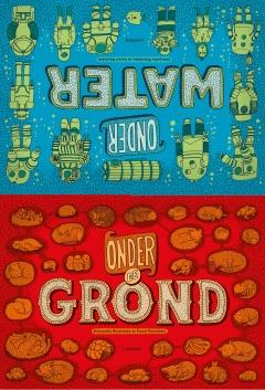 onder water onder de grond