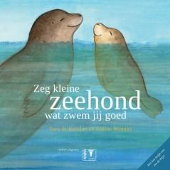 Zeg kleine zeehond wat zwem jij goed