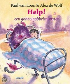 Help! een gobbelgobbelmonster