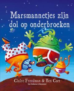 Marsmannetjes-Cover:D19-Aliens cover hbk.qxd